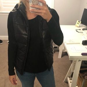NWT Hooded Vest